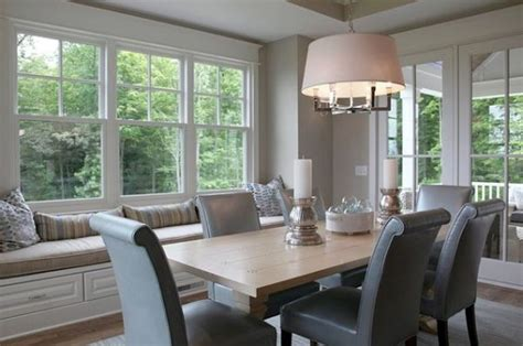 Dining Room Window 30 Window Seats Cozy Space Saving And Great For Admiring The Outdoors