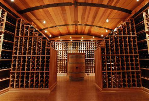 wine cellars the preferred supplier of custom wine cellars saunas