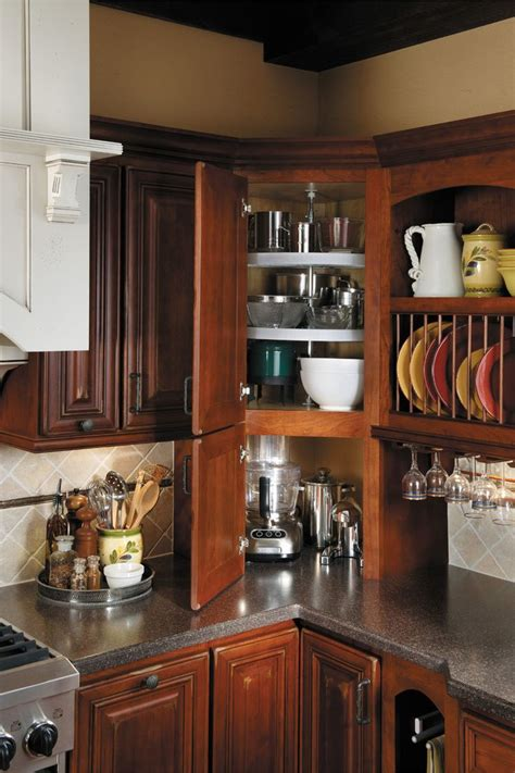 Corner Kitchen Furniture 25 Best Ideas About Lazy Susan Spice Rack On Pinterest