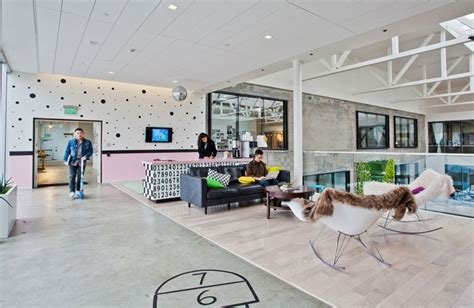 airbnb office airbnb s 170 000 sq ft headquarters in san francisco
