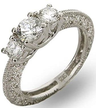 vintage engagement rings discover the style