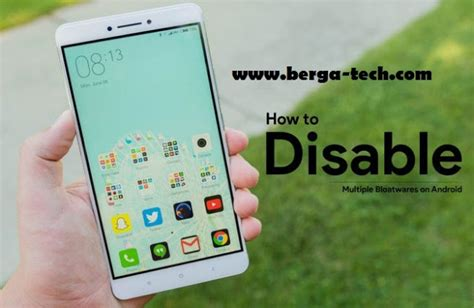 best debloater tool for your android device root access how to disable android bloatwares in single one