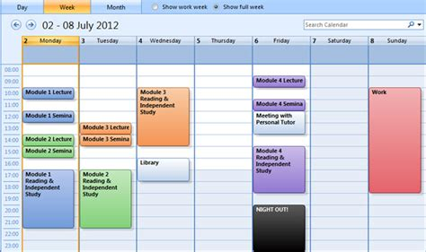 Nus Mba Part Time Schedule by Finding Time To Relax At