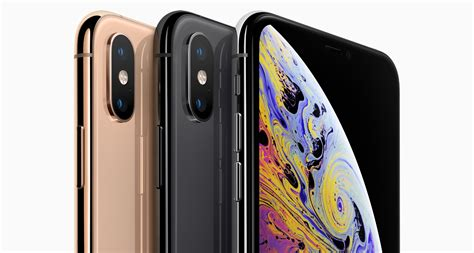 iphone xs vs iphone xs max compare the new features