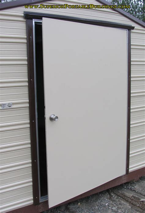 Portable Doors For Home by Compare Storage Buildings 770 943 2265