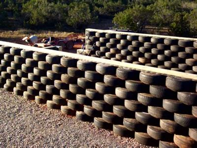 what are walls made of materials tyres and straw bales spectrum east