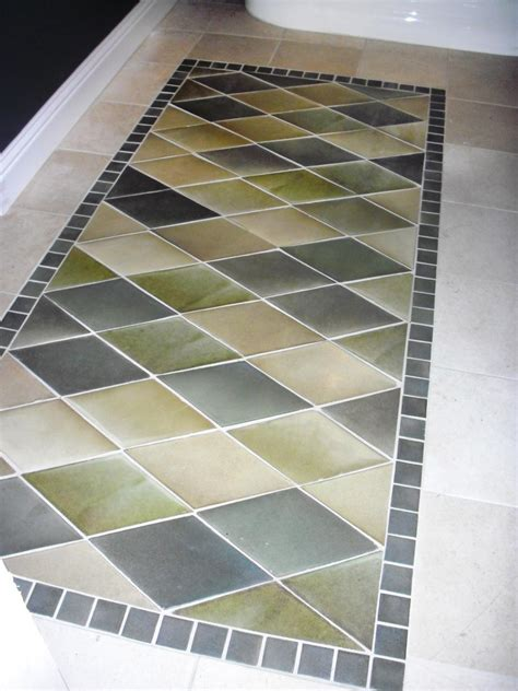 diy bathroom tile ideas beautiful bathroom floors from diy diy