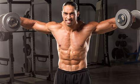 Suplemen Untuk Memperbesar Otot cara membesarkan otot bahu dengan latihan mudah