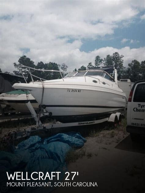 boats for sale in mount pleasant sc canceled wellcraft martinque 2600 boat in mount pleasant