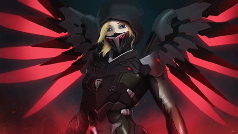blackwatch mercy overwatch  wallpapers hd wallpapers id