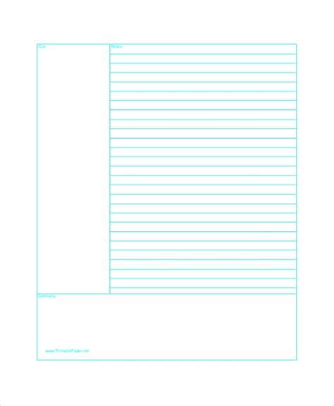 colored lined paper 7 printable lined paper sles exles templates