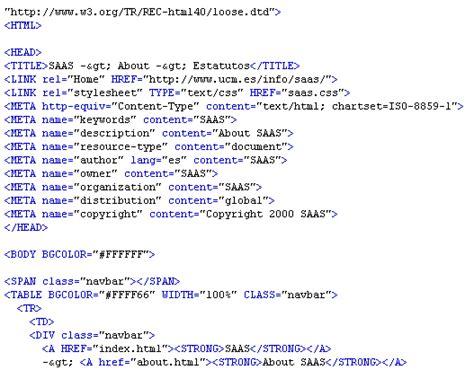 codigo de imagenes de html gua xml