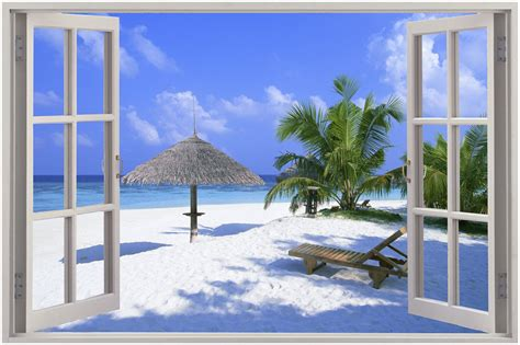 Cheap Beach Wall Murals nice 60 photos 3d gallery wall ideas inspirations