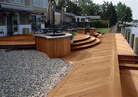 terrassendielen teak 6 top tropical decking species international wood