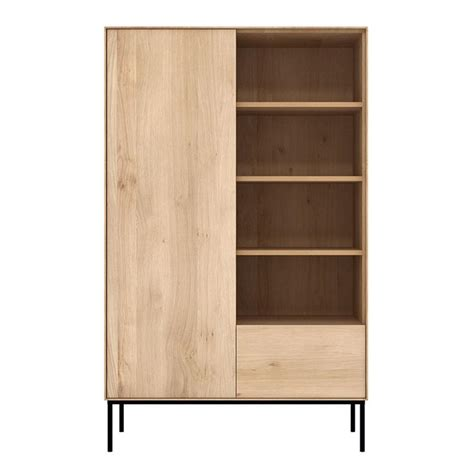 oak storage with doors ethnicraft oak nordic console with 2 drawers 160 curious