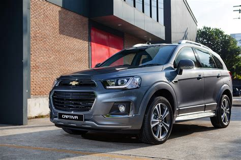 chevrolet new 2016 chevrolet captiva gm authority