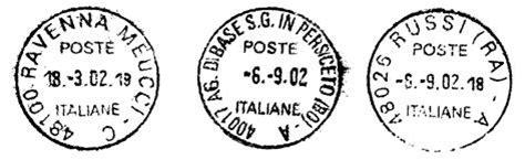 ufficio postale monza orari il postalista e la marcofilia