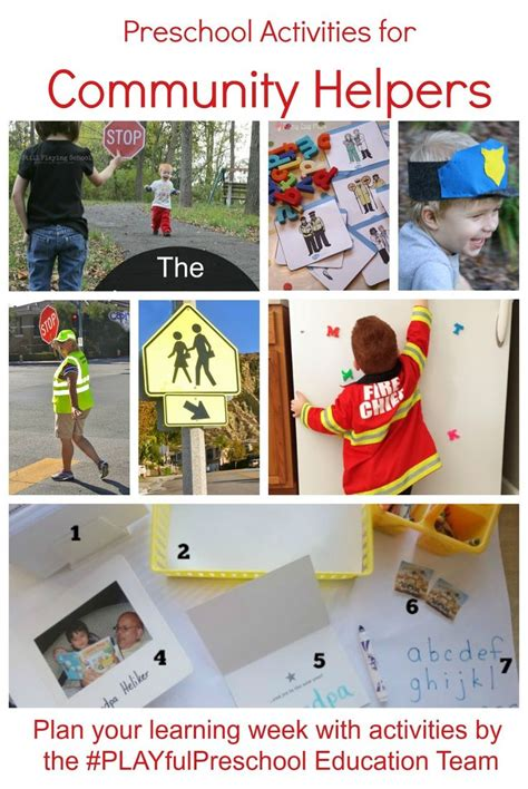 education themes for preschool 17 best images about community helpers preschool theme on