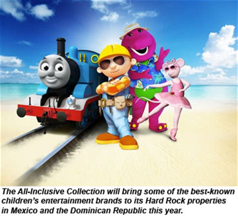all inclusive collection to debut kid's entertainment