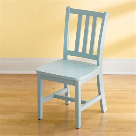 sky blue chair children s happy chairs sky blue wooden