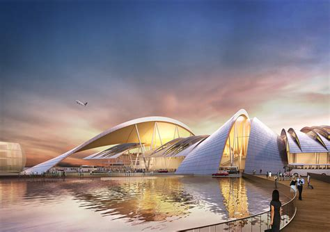 twelve architects to design airport in russia for 2018