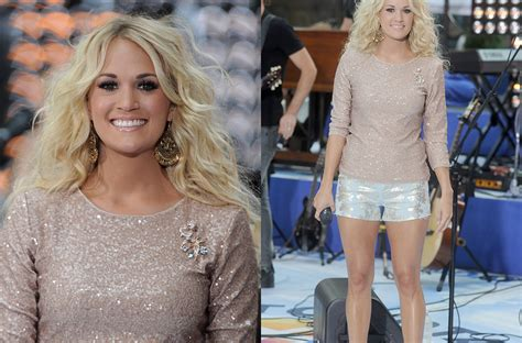 Carrie Underwood Detox by Carrie Underwood Workout For Legs Fitness Spa