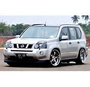 Contoh Kumpulan Modifikasi Nissan X Trail Indonesia