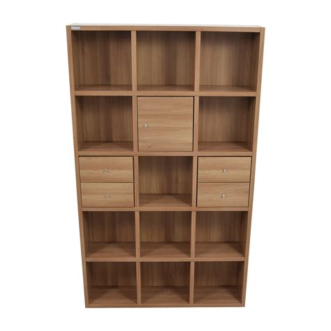 used bookcase home decoration