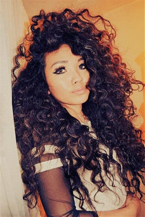 Easy Hairstyles For With Curly Hair by 30 Seriously Hairstyles For Curly Hair Fave Hairstyles