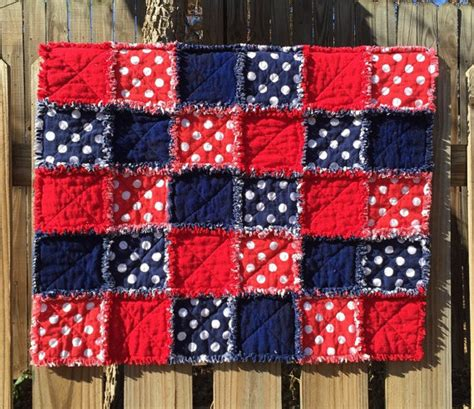 Baby Rag Quilt For Sale baby quilts for sale flannel baby rag quilt by handledwithcaremary