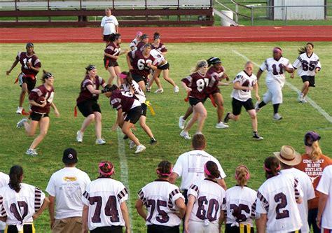 powder puff powderpuff sports