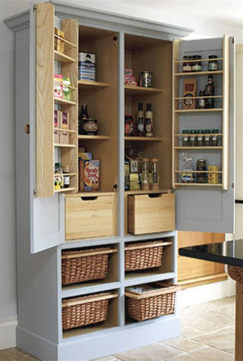 Portable Pantry Storage by Large Free Standing Kitchen Cabinet Portable Pantry Area