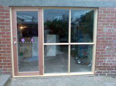 convert garrage door to windows garage door conversion home lifestyle and garage
