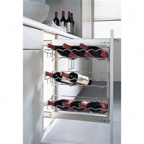 Wine Rack Hardware by Wine Bottle Rack Richelieu Hardware