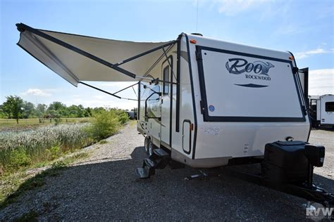 roo awning 2017 rockwood roo 21ss hybrid cer by forest river vin
