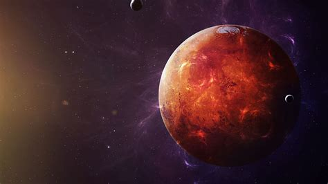 Mars Space nasa reveals plan to put magnetic field around mars space