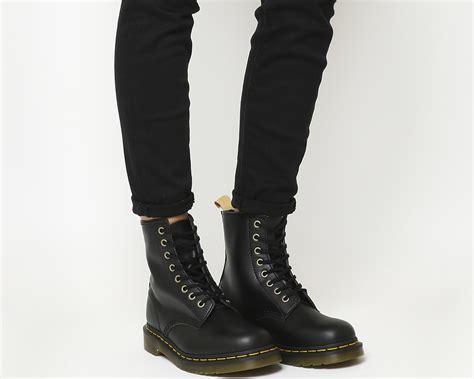 Dr Martens 1460 Vegan dr martens vegan 1460 8 eye boots black ankle boots