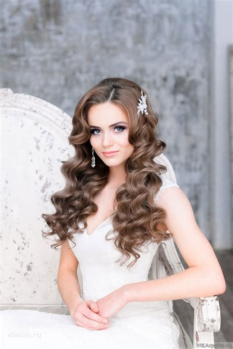 Wedding Hair And Makeup by Gorgeous Wedding Hairstyles And Makeup Ideas The