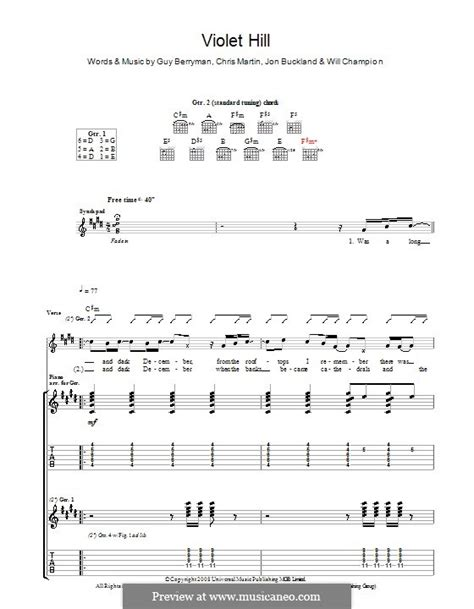 coldplay violet hill chords violet hill coldplay by c martin g berryman j