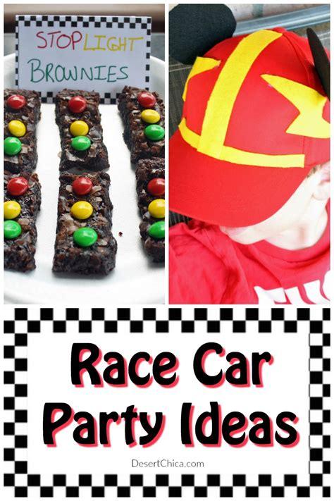 cuisine cing car race car ideas desert chica