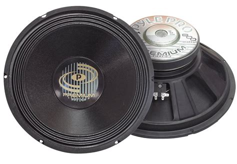 Speaker Woofer 15 Inch Pyle Pro Dj Ppa15 800w 8 Ohm Professional Pa 15 Inch Sub Woofer Bass Speaker Thompsons