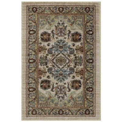 charisma rugs home decorators collection charisma butter pecan 2 ft x 3 ft accent rug 406325 the home depot