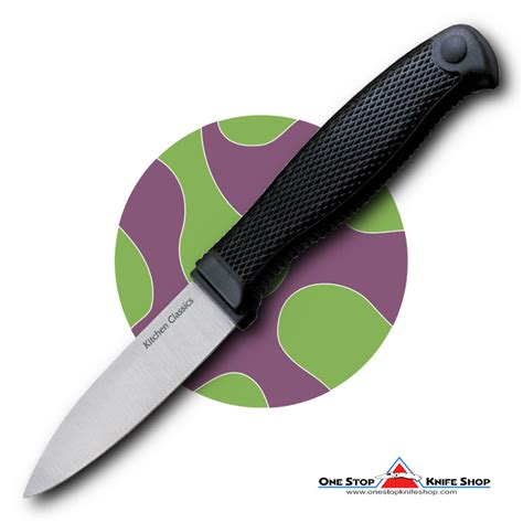 cold steel kitchen knives discontinued cold steel 59kpz paring knife kitchen classics