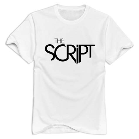Kaos Tshirt T Shirt The Script fashion the script customized sleeve shirts in t shirts from s clothing