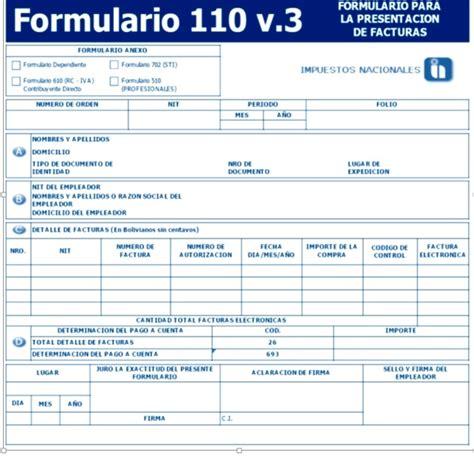 llenado de facturas en el form 110 v3 aplicativo facilito comunidad de contadores p 250 blicos autorizados auditores