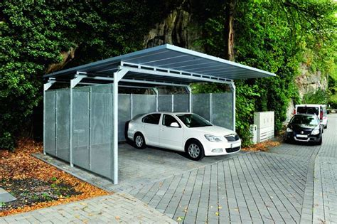 Carport Für 2 Autos 63 by Carport Matrix Carports 220 Berdachungen F 252 R Pkw