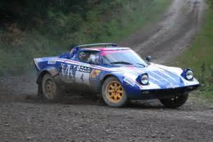 Lancia Stratos Wrc Rally Car Rust And On