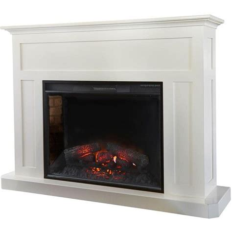 17 best ideas about white electric fireplace on