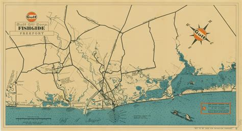 texas gulf coast fishing maps mapping texas the gulf coast save texas history medium