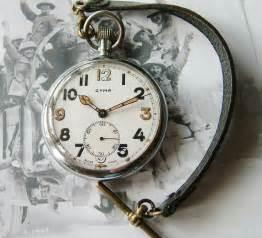 antiques atlas ww2 cyma pocket and albert